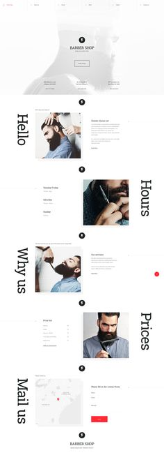 Coming soon: Barber Shop Responsive Web Template. Check Out Its Release: http://www.templatemonster.com/?utm_source=pinterest&utm_medium=tm&utm_campaign=comsoon