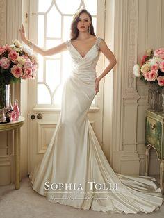 Sophia Tolli - Malika - Y11631 - All Dressed Up, Bridal Gown