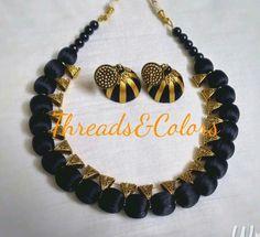 Silk thread craft