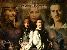 pirates of the caribbean | Some Pirates of the Caribbean wallpapers. | Disney Images & Wallpapers