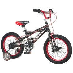 Amazon.com: Schwinn Boys Scorch Bicycle (Red): Sports & Outdoors