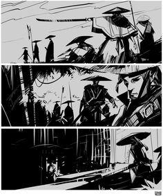 ArtStation - Weekly sketches 2017 week 14 th, Hue Teo