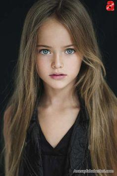 Kristina Pimenova 9 yaşında