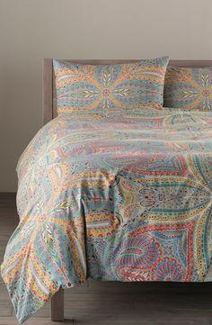 $79 Nordstrom at Home 'Dolce Vita' Duvet Cover & Sham