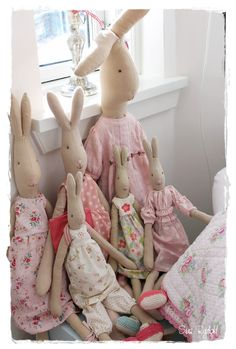Starting a Maileg Doll Collection for Lola..they are too cute!