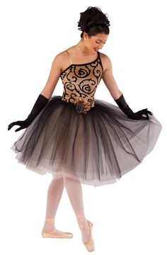 My daughters Ballet Grade 6 Dress that they are wearing to Festival that they ordered from Costume Gallery.  I really Can't wait for the costumes to arrive.