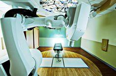 CyberKnife robotic radiosurgery, Saint Joseph Mercy Health System