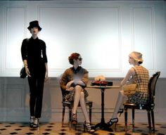 What the French can teach American retailers about Window Displays 2