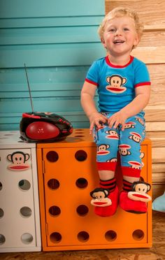 New Paul Frank Line: Small Paul for Babies R Us