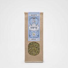 Hanftee Kamillentee Mischung von HANFGÖTTIN aus München Vegan, Chamomile Tea, Hemp, Products