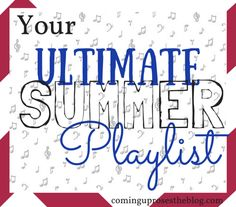Your ultimate summer playlist is here!