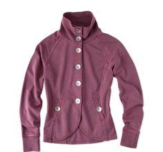 Prana Parissa jacket. Looks like a lovely Spring jacket