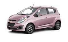 Our favorite Chevy Spark color: Techno Pink! colorhttp://stwot.motortrend.com/files/2012/08/2013-Chevrolet-Spark-front-view-in-pink-1024x640.jpg