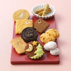 【高島屋限定】冬のクッキーセット 9枚入り
