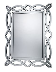 Buy the Dimond Lighting undefined Mirrored Direct. Shop for the Dimond Lighting undefined Mirrored Miramar x Wall Mirror with Celtic-Style Edging and save. Wall Mounted Mirror, Round Wall Mirror, Diy Mirror, Wall Mirrors, Mirror Ideas, Framed Wall, Hanging Mirrors, Mirror Inspiration, Mirror Vanity