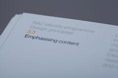 RAC Design Guidelines
