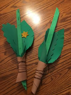 Toddler friendly Sukkot lulav craft