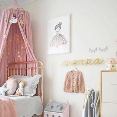 Girls Pink Bedrooms Archives - Page 9 of 15 - Kids Room Ideas Pink Bedroom For Girls, Big Girl Bedrooms, Pink Bedrooms, Baby Bedroom, Little Girl Rooms, Princess Bedrooms, Girls Bedroom Canopy, Pink Room, Dream Bedroom