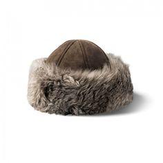 Waldis-Fellshop - Lammfellmütze Marina Fellhof Bean Bag Chair, Slippers, Beige, Dark Brown, Get Tan, Leather, Slipper, Bean Bags, Flip Flops