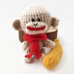ソックモンキーのあみぐるみバージョンです♪ソックモンキースマイルで癒してくれますよ(*^O^*)♡ 誕生日:2014年10月12日♡ 性別:男の子♡ 身長: ...|ハンドメイド、手作り、手仕事品の通販・販売・購入ならCreema。