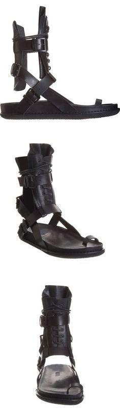 Ann Demeulemeester  Tall Gladiator Sandal- why do i love the 1500 pair of gladiators??? Not the 15.00 pair….ha ha