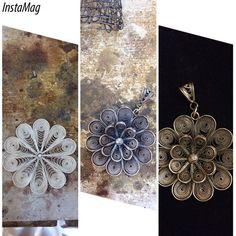 Bir papatyanın doğuşu... Telkari papatya kolye ucu #incikboncuk #takı #aksesuar #kolye #küpe #yüzük #bileklik #elişi #elyapımı #handmade #tarz #tasarım #accessorize #accessories #necklace #bracelet #hediye #gift #gümüş #silver #papatya #flower #bijoux #bijuteri
