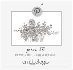 Anna Bellagio bridal jewelry Totally Awesome!!!!!  http://www.weddingchicks.com/2013/07/02/anna-bellagio/?utm_source=feedburner_medium=twitter_campaign=Feed%3A+weddingchicks%2FGMpv+%28The+Wedding+Chicks%29_content=FaceBook