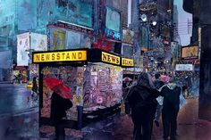 John Salminen earned his Bachelor's Degree and Master's Degree from the University of Minnesota. He lives and works in Duluth, Minnesota. He teaches workshops, makes presentations and participates in painting events around the world. John is a signature member of numerous art societies, including the American Watercolor Society – Dolphin Fellowship, the National Watercolor Society, and the Transparent Watercolor Society of America – Distinguished Master. He has served on the board of the…