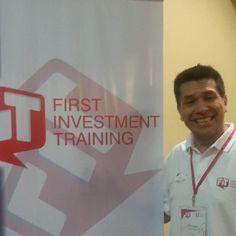 Todavia con resaca del First Investment Training con el  master @hyenukchu ... #soyCDI #soyFIT - Coaching Marketing y más en http://ift.tt/1OECVwE