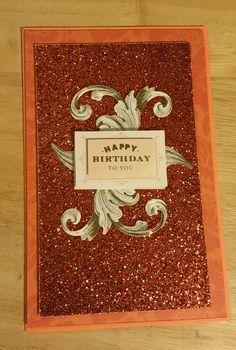 Birthday Card - Papa T & J Designs