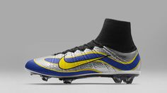 separation shoes 04a3b 2436d Mercurial Heritage ID – Nike réinvente la célèbre R9 de Ronaldo  Nike   football  R9  soccer  Ronaldo  Mercurial