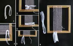 Taller de creactividad: tejiendo en un telar diy4
