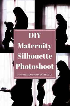 62 ideas for baby bump photoshoot pregnancy photography silhouette Baby Bump Pictures, Bump Photos, Maternity Pictures, Family Maternity Photos, Maternity Styles, Maternity Outfits, Diy Photo, Silouette Photography, Maternity Silhouette
