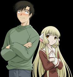 Chii & Hideki