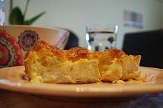 Οι συνταγές της Αγγελικής: Τυρόπιτα με μπεσαμέλ