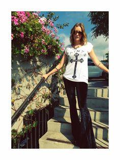 #fashion #bellbottoms #brandymelville #nastygal #jeffreycampbell