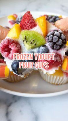Baby Food Recipes, Vegan Recipes, Baking Recipes, Whole Food Recipes, Snack Recipes, Dessert Recipes, Yogurt Recipes, Simple Recipes, Fruit Recipes