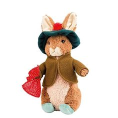 Beatrix Potter Plush Benjamin Bunny Large *** See this great product.