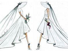 Les 192 Meilleures Images Du Tableau Robes De Mariee Fanny
