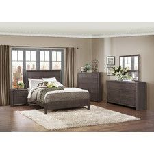 Lavinia Queen Panel Customizable Bedroom Set