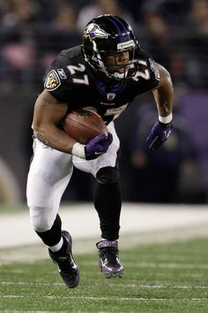 Ray Rice of the Baltimore Ravens is the Rutgers football rushing leader http://www.scarletknights.com/football/history/career-rushing.asp