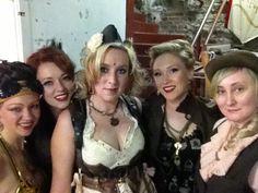The girls of Abney Park