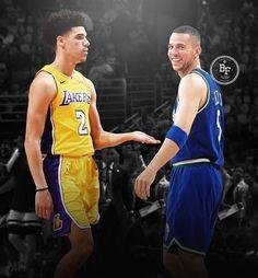 regram @basketballforever  Jason Kidd and Lonzo Ball through the first 11 career NBA games:   Ball: 8.8 ppg 6.8 apg 6.3 rpg (30% FG 23% 3P)  Kidd: 9.8 ppg 6.4 apg 6.5 rpg (35% FG 15% 3P) http://ift.tt/2zw77tG