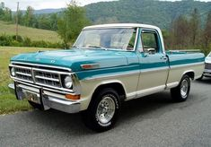 1971 Ford F100 Maintenance/restoration of old/vintage vehicles: the material for…