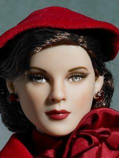 """2008 """"Cherry Cordial"""" – DeeAnna Denton 17', DRESSED DOLL, T8DDDD01, LE300, $189.99, Tonner Doll Company"""