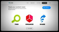 5 Cool Content Curation Tools for Inbound Marketers