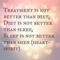Nurture your Shen. Heart-spirit #shen #heartspirit #wellnesswarrior #qi #nourish