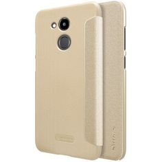 Housse Huawei Honor 6C Pro Nillkin Sparkle Series - Or