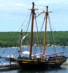 Discovery Harbour Midland Ontario