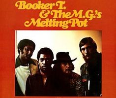 """Released in January 1971, """"Melting Pot"""" is a studio album recorded by Booker T. & the MGs. It is the last album to feature the group""""s classic lineup of Jones, Cropper, Dunn, and Jackson. TODAY in LA COLLECTION on RVJ >> http://go.rvj.pm/69j"""